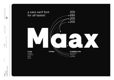 Maax on Behance