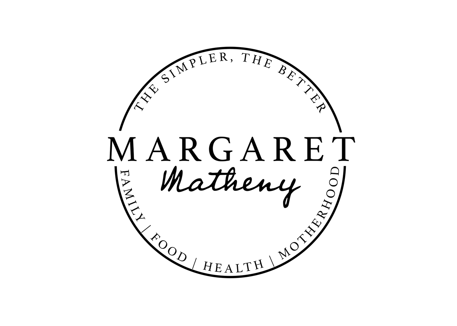 Margaret Matheny - Lifestyle & Wellness Blog