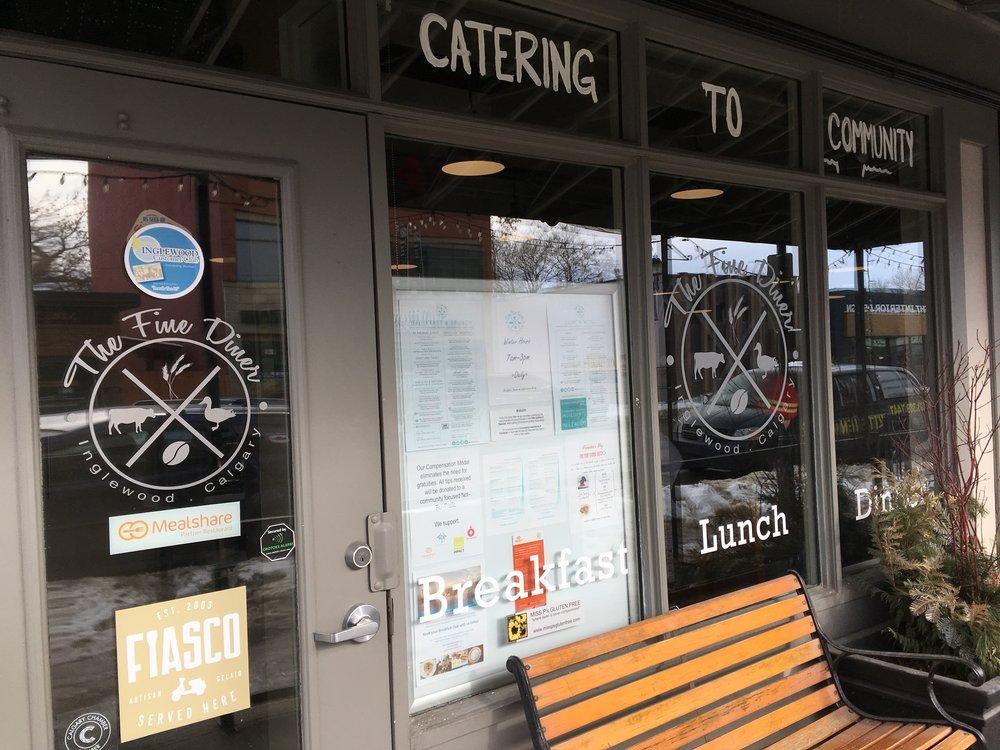 The Fine Diner Bistro