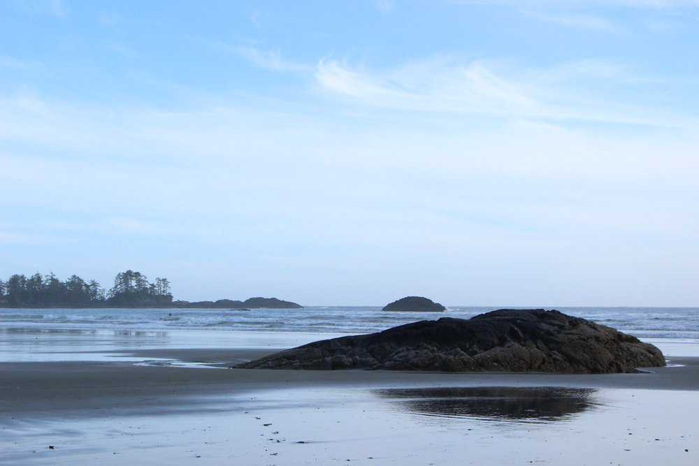 Chesterman Beach, Tofino, BC