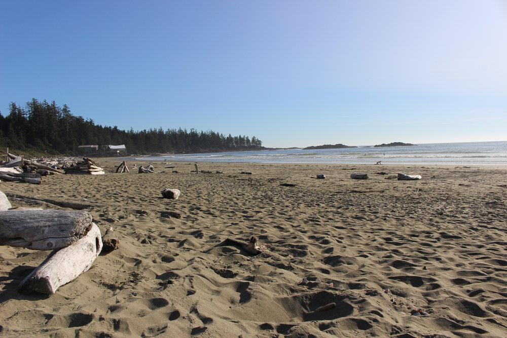 Wickaninnish Beach, Tofino, B.C.