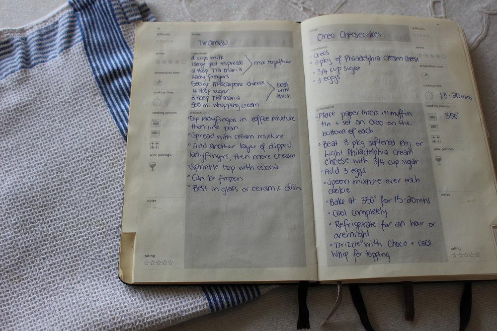 My mum's famous tiramisu recipe