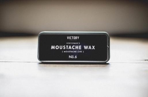 Victory Barber & Brand ,  Gentleman's Moustache Wax, $10
