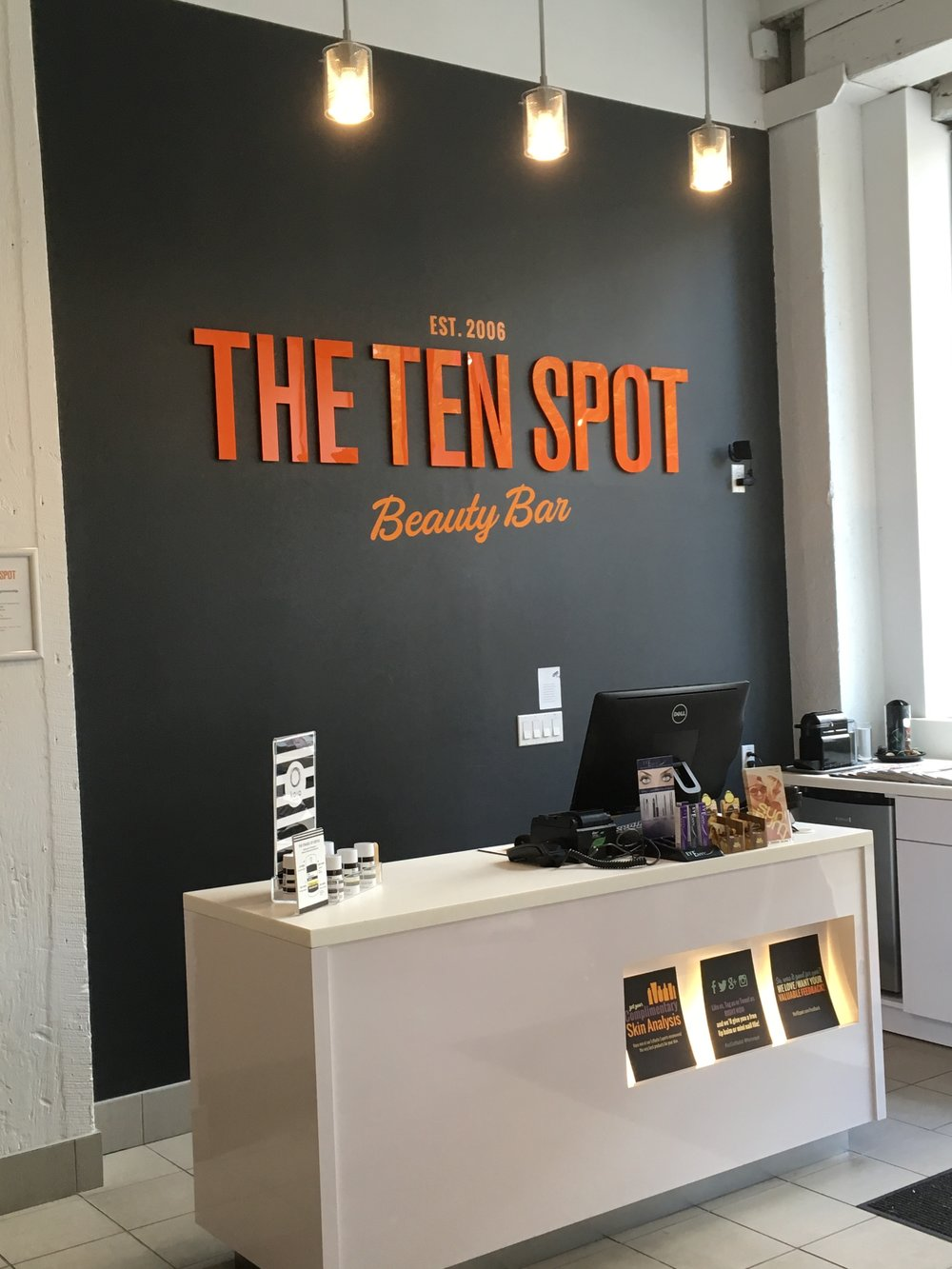 The Ten Spot   in Yaletown