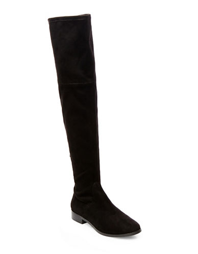 Steve Madden, Gabriana Over-the-Knee Boots   , $150, available at The Bay