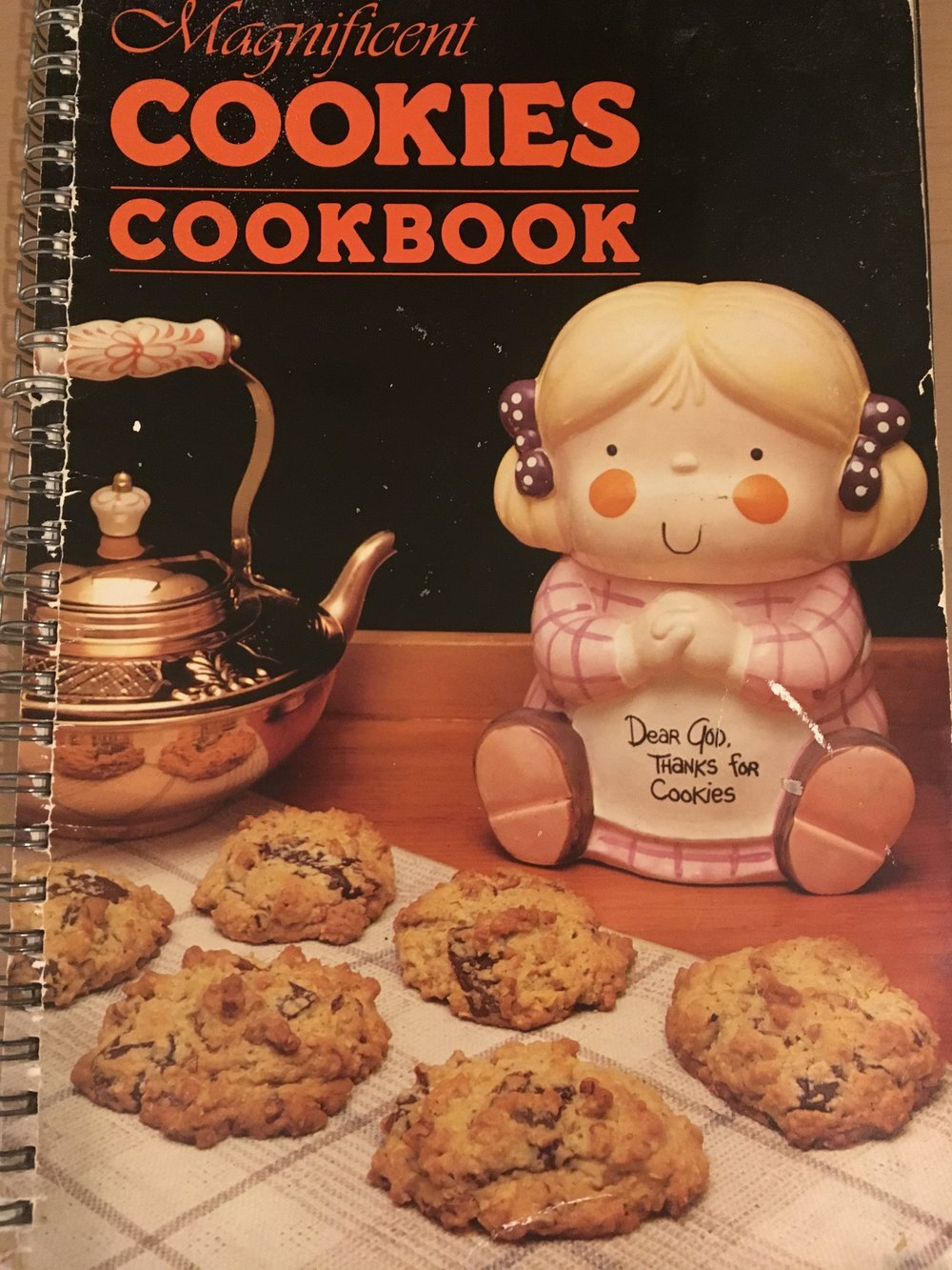 The Cookbook I have been using since I was a kid