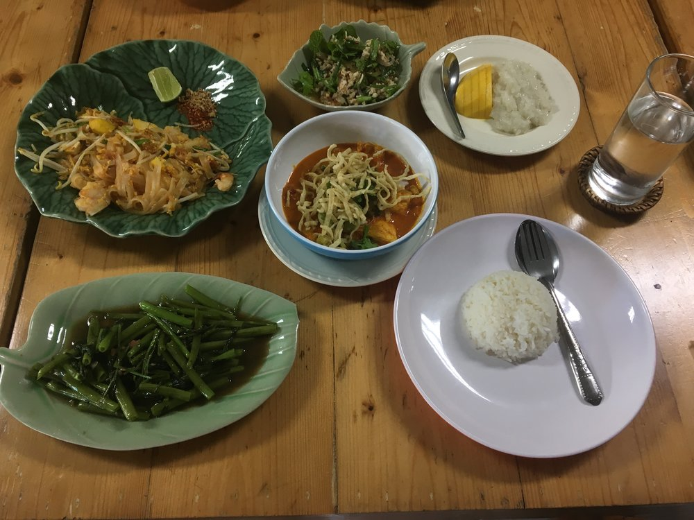 My 5 dishes