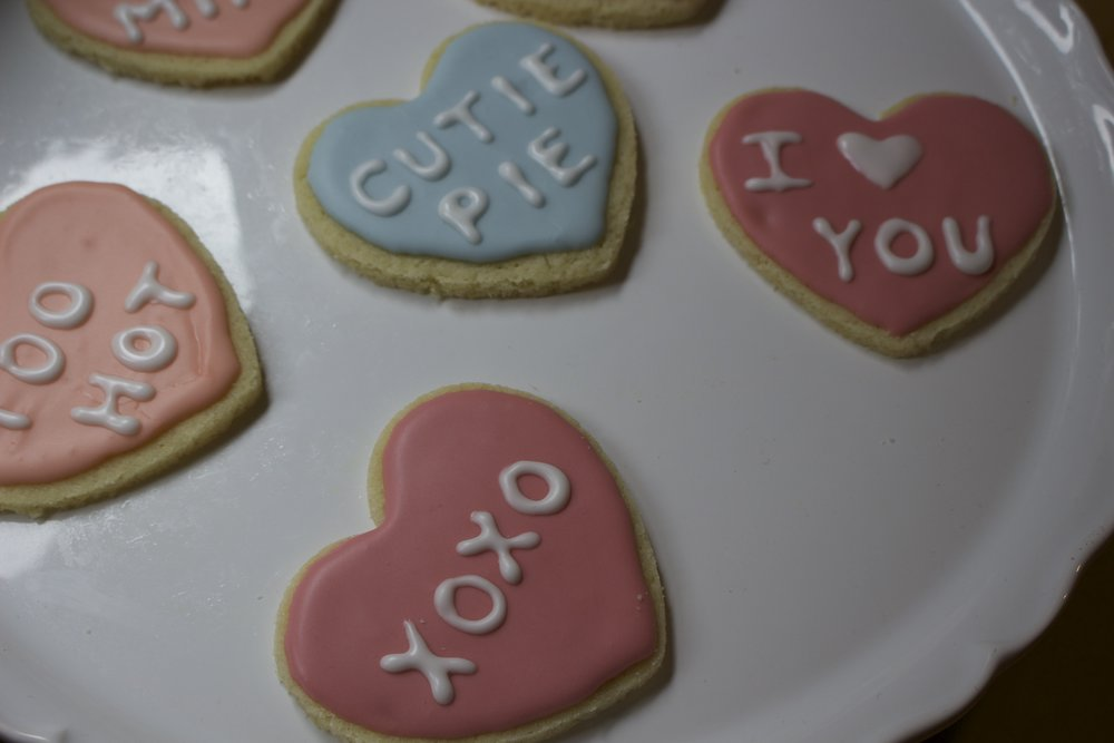 Ta-da! They weren't only cute but also so yummy!