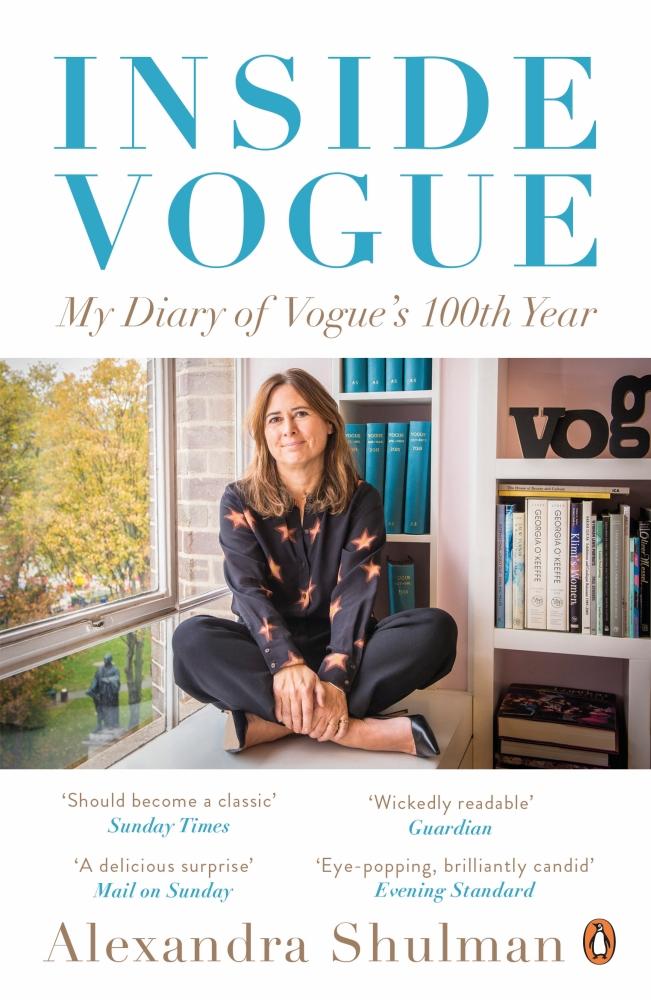Inside Vogue  Book