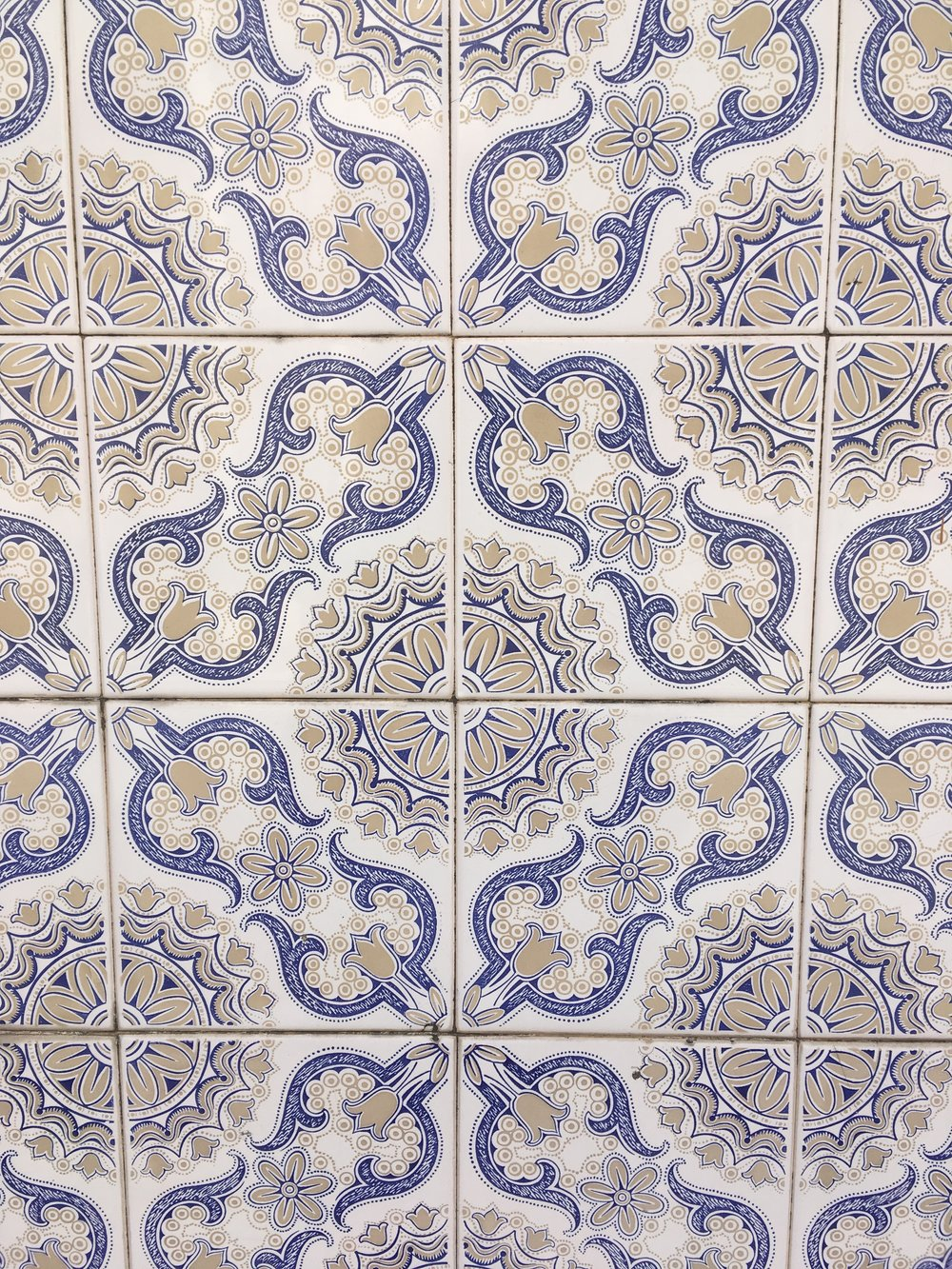 The tiles never get old