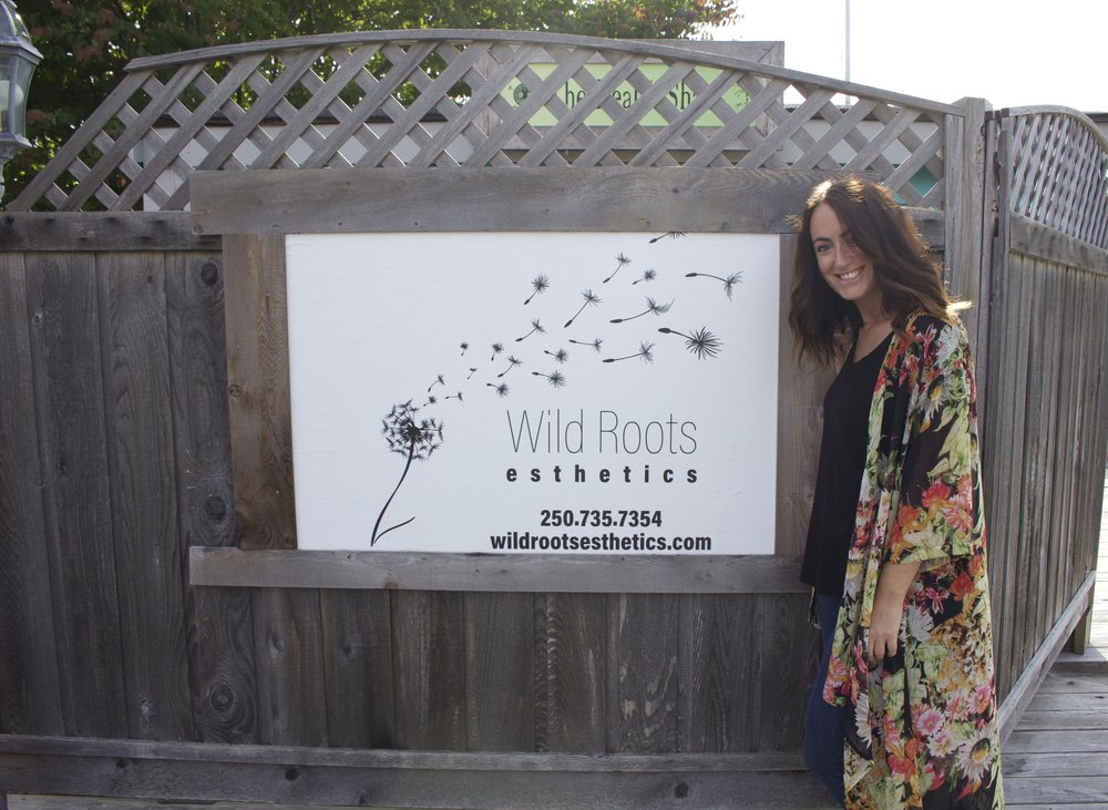 Jess from   Wild Roots Esthetics