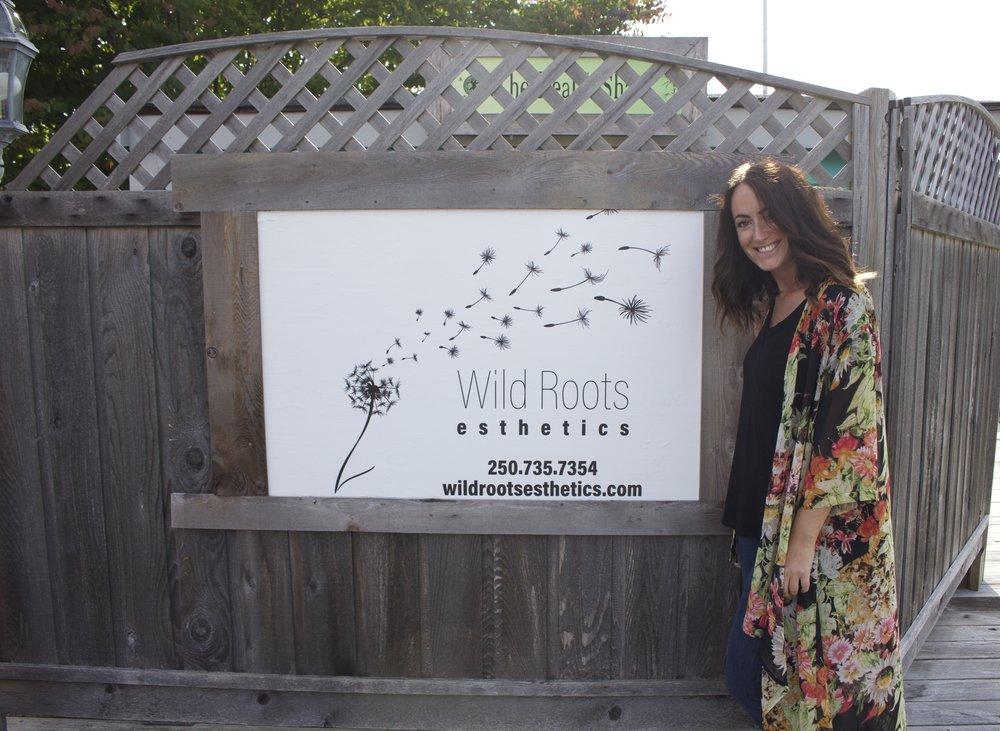 Jess from   Wild Roots Esthetics