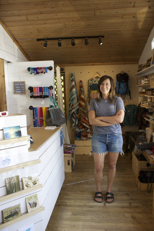 Jen from   Caravan Beach Shop Tofino