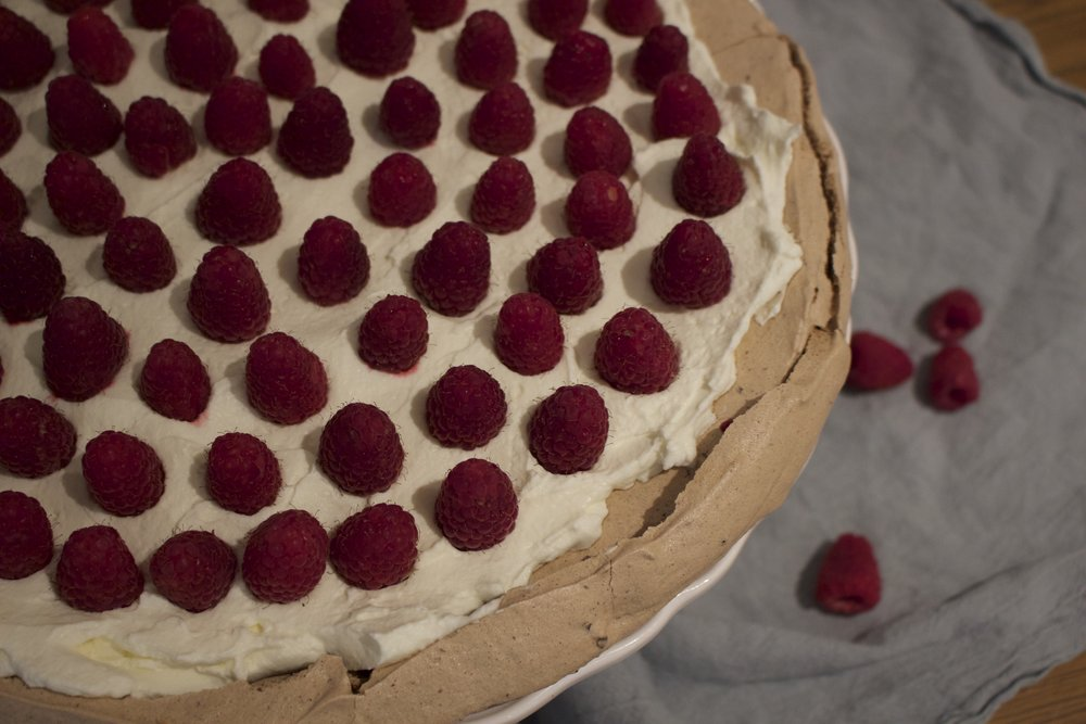 Ready to serve!