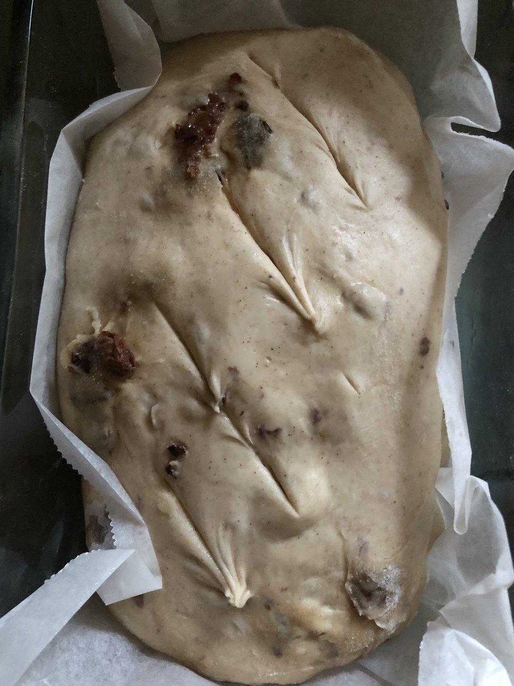 Cinnamon Raisin Loaf