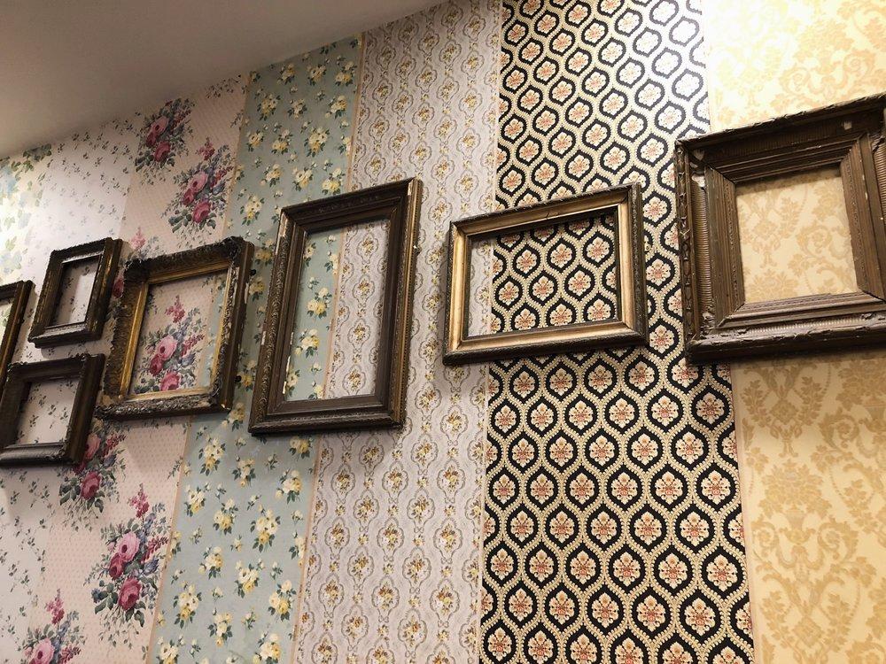 I love this idea for decor in   Avoca