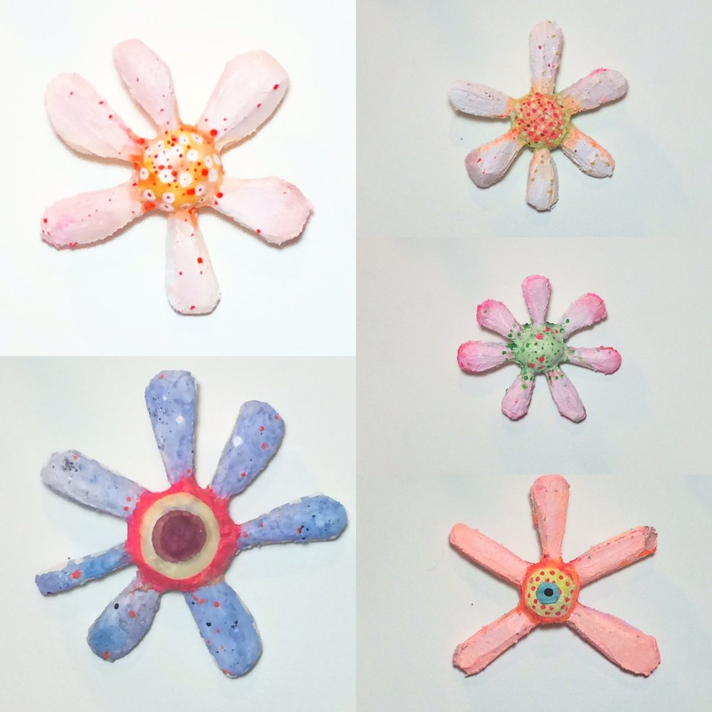 Your first opportunity to see new works from my  Soft Spring  series of sculptural objects at Tohono Chul Gallery this fall. I have been invited to include a few pieces in Tohono Chul Gallery's 10x10 small works invitational.  All pieces in the exhibition are no larger than 10 inches in size and all are $100.  10x10 will on display in the Entry Gallery 10/6-12/17 with an opening reception on Thursday, 11/16 from 5:30-8:00.  This should be a fun and frenzied event!   More info at tohonochulpark.org