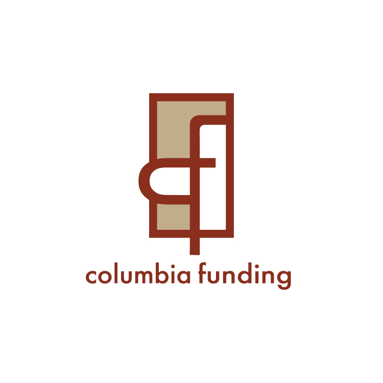 Seattle Company Columbia Funding wanted to update their look. This logo was inspired by The Columbia Center Tower where the company was located. The white space is a modern take on a skyscraper.