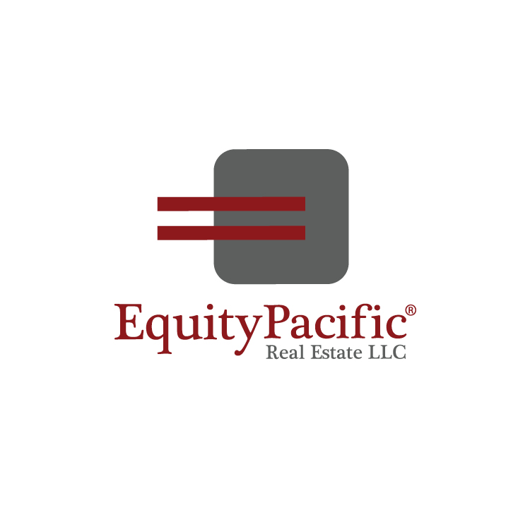 LOGO CREATED FOR COMMERCIAL REALTOR EQUITY PACIFIC.