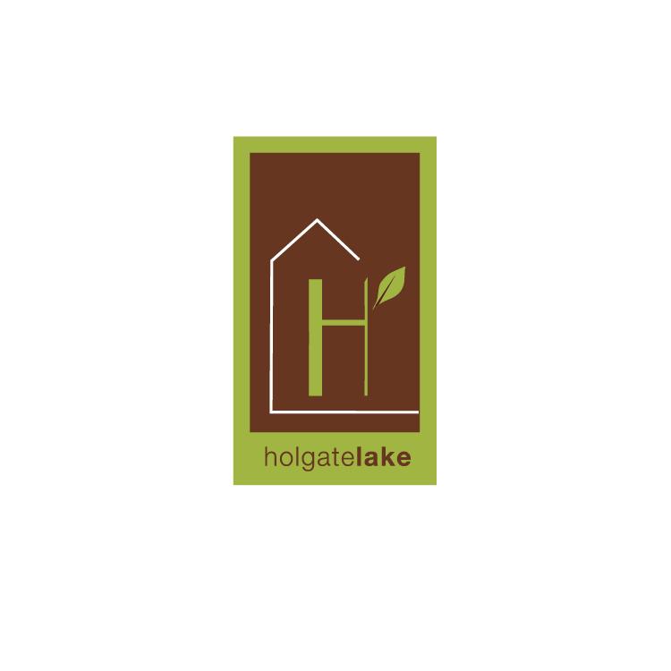 LOGO FOR HOLGATE LAKE HOMES