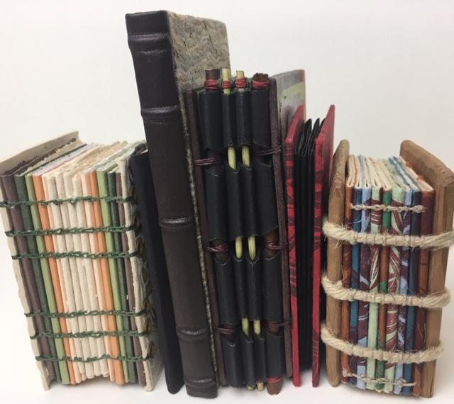 Paper & Ink - An Art Book Exhibit by Brenna JaelMarch 6-25, 2019Pacific Northwest Quilt & Fiber Arts MuseumLa Conner, Washington