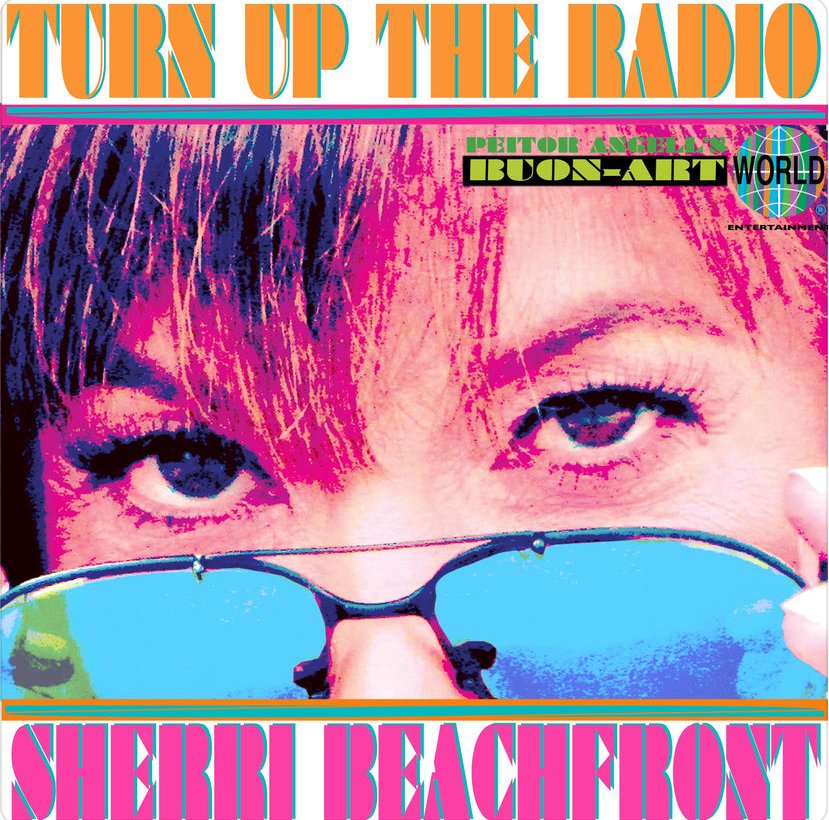 Sherri Beachfront - Turn Up the Radio.png