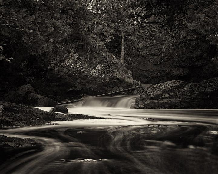 Amnicon Falls area