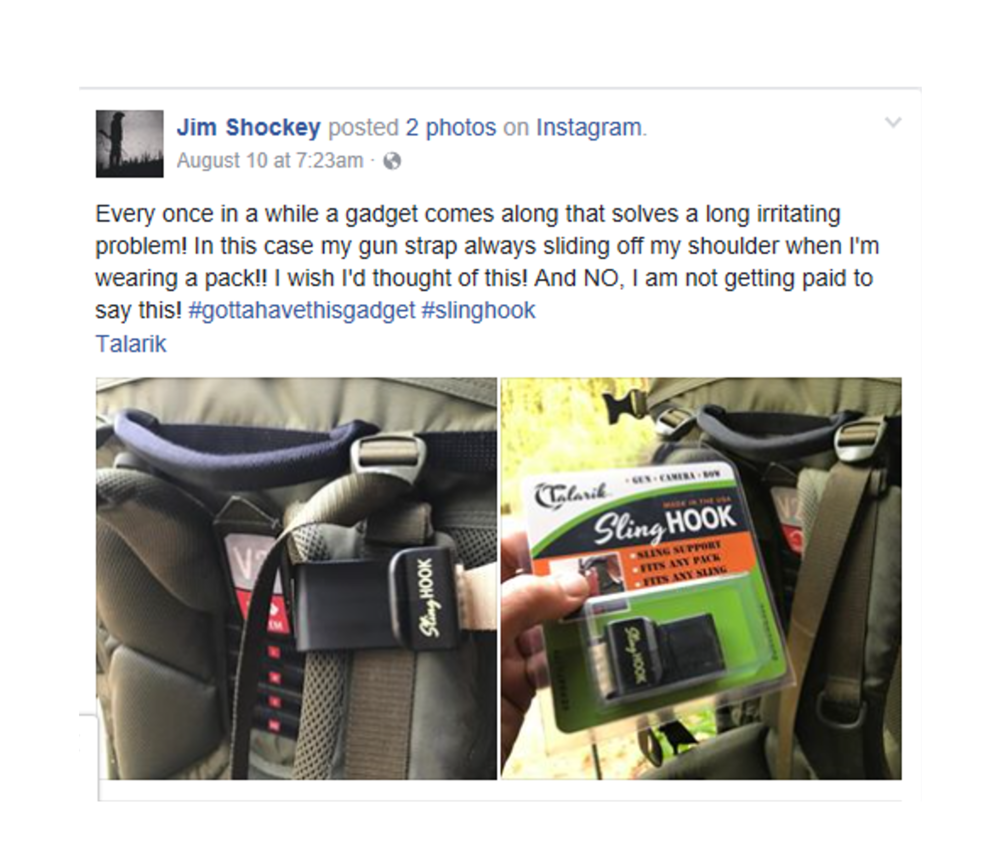 Jim Shockey Facebook post on SlingHook Aug10 framed.png