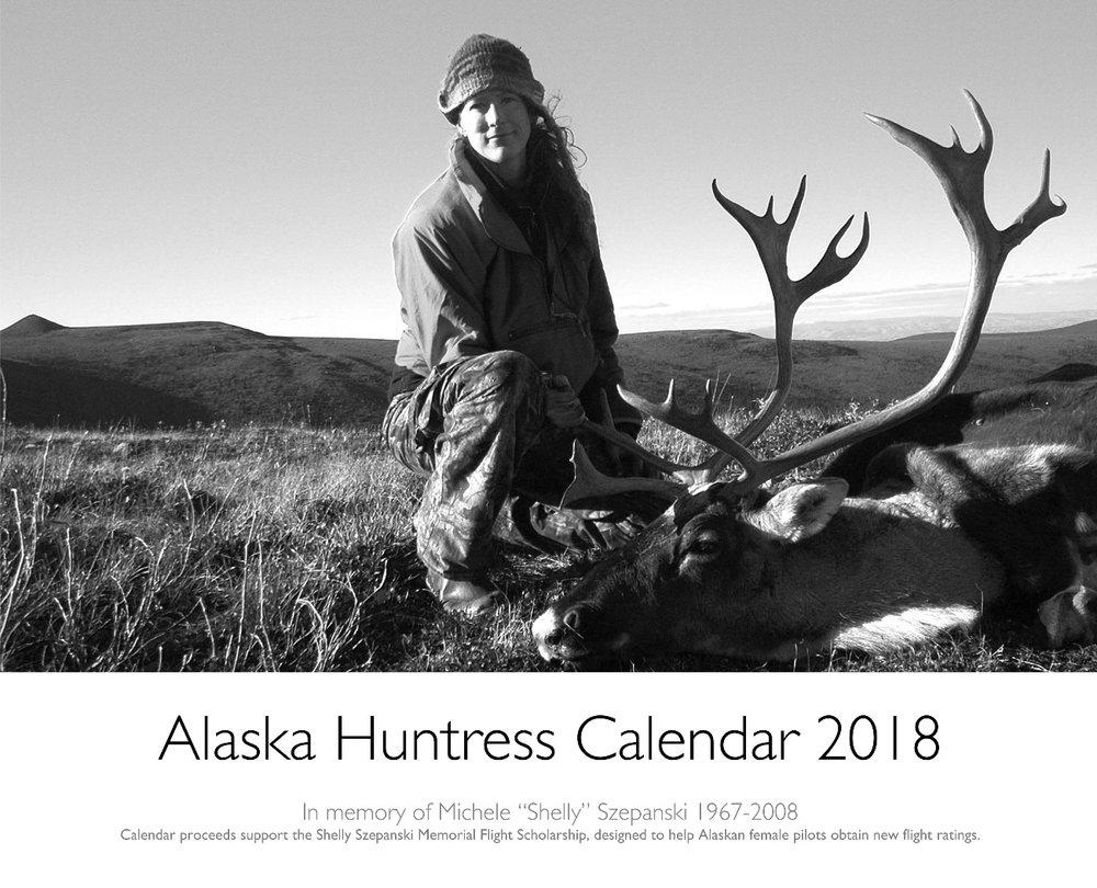 Alaska Huntress Calendar cover.jpg