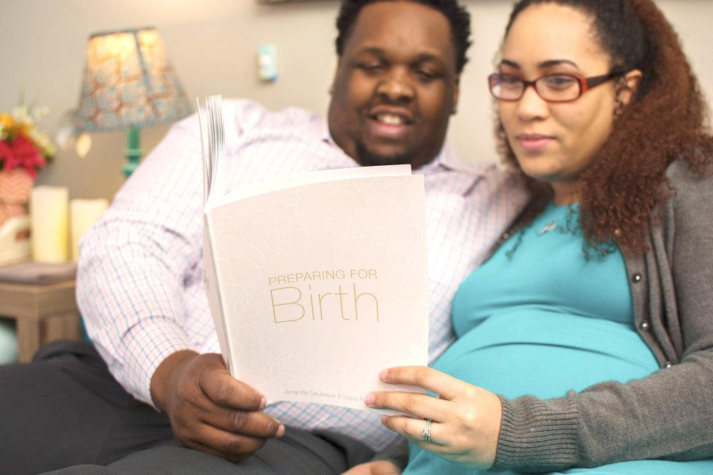 Weekend Mini-Course - PREPARING FOR BIRTH