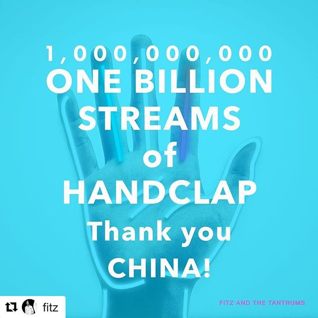 "wow 🤯🙏 #fitzandthetantrums  #handclap #🇨🇳 #repost  @fitz Dr.EviL says ""One Billion"" Can't even comprehend that many zeros!"