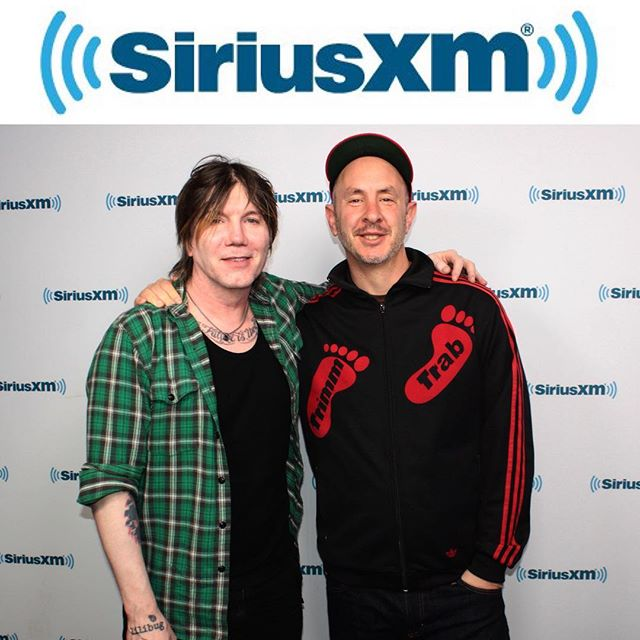 TONIGHT @ 7pm (EST) / 4pm (PST)  check out my interview with my legendary pal Johnny Rzeznik of the Goo Goo Dolls, on his SiriusXM show 'Chorus & Verse' (Channel 106 on SiriusXM VOLUME)👊👊 #siriusxm  #johnrzeznik #googoodolls #songwriter