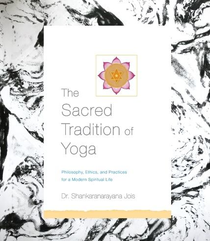 Sacred Traditions of Yoga by Dr. Shankanarayana Jois $24.95 - This is hands down one of my most favorite books on yoga. For one, it's well written, super clear, and uses modern language to communicate complex ancient yogic principles.It's a great resource for those interested in yoga philosophy, ethics, and the sacred traditions of the practice.Your yogi or yogini will LOVE how detailed this book is in elucidating the 10 Yamas and Niyamas—a section of the book that's very dense, but incredibly informative.This book is a resource that I revisit time and time again. There's so much yoga wisdom in these pages, it will for sure become an EPIC CLASSIC in your yogi's library.