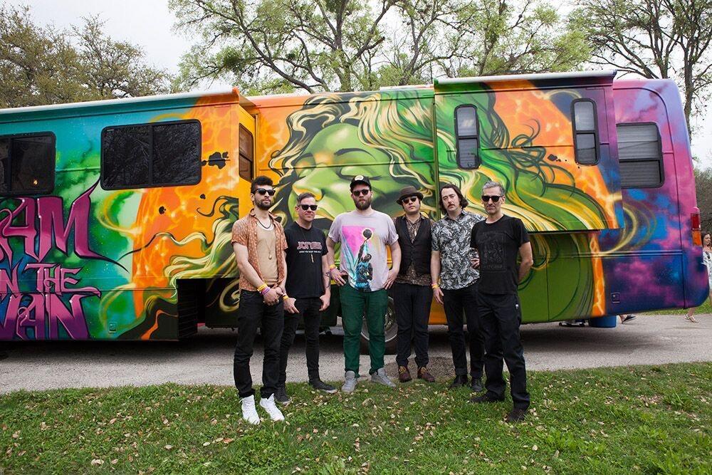 GQ x Jam in the Van: Artist House Series