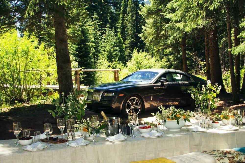 Rolls-Royce: Aspen Food and Wine