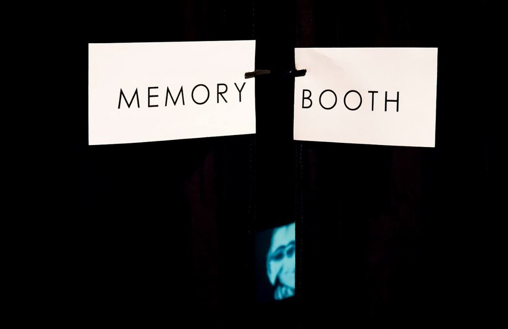 MEMORY BOOTH - Exercising Memory