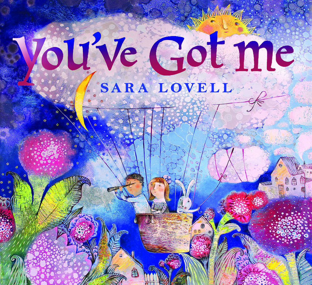 "The Children's Album ""You've Got Me"" by Sara Lovell"