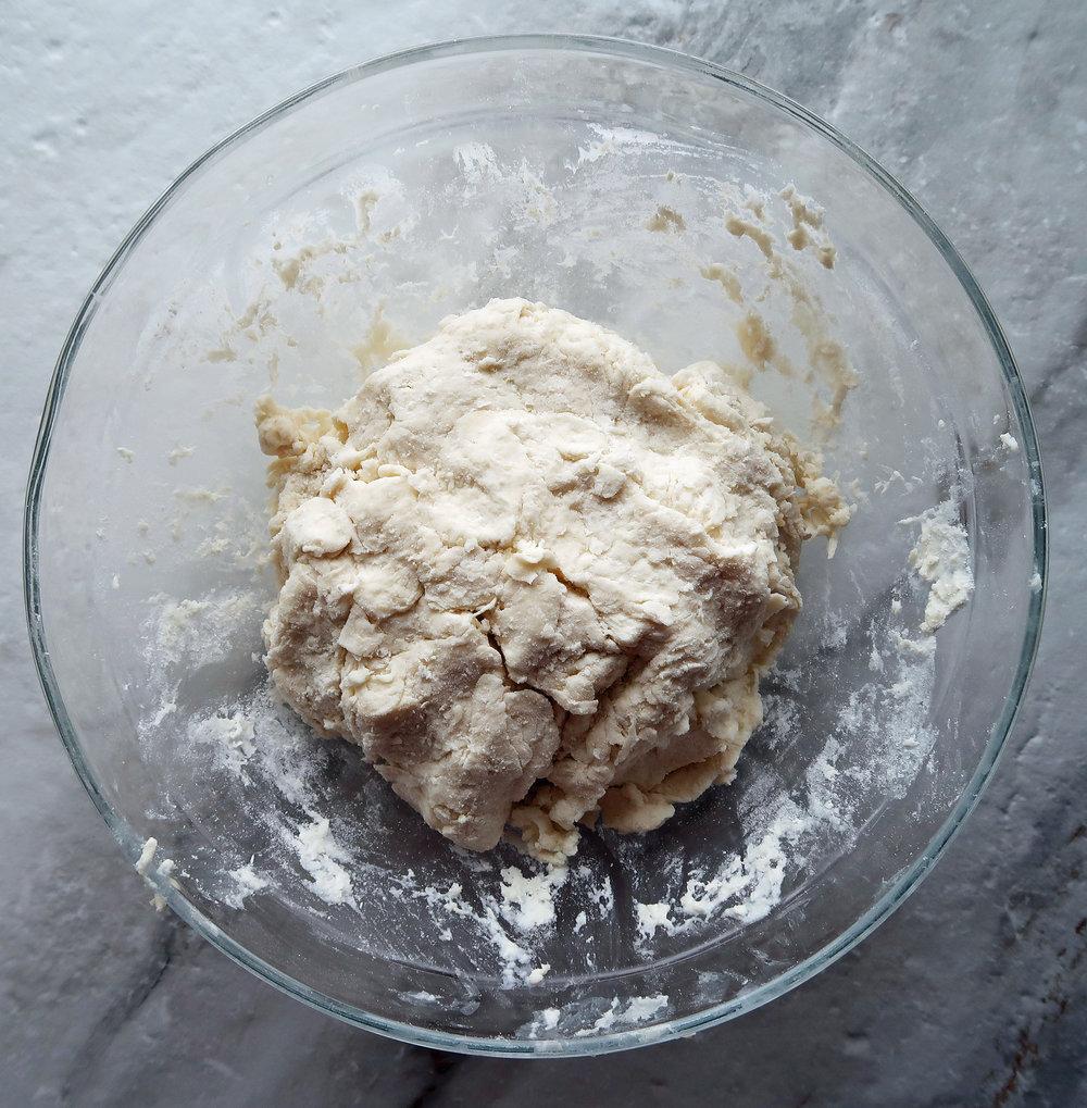 Pizza roll dough.