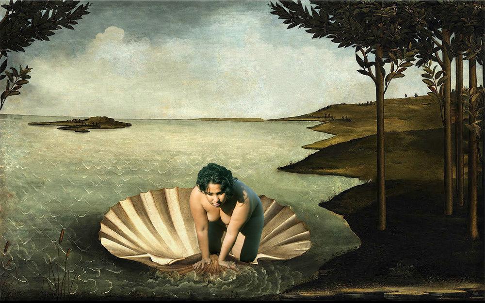 Sobre el nacimiento de Venus I.jpg