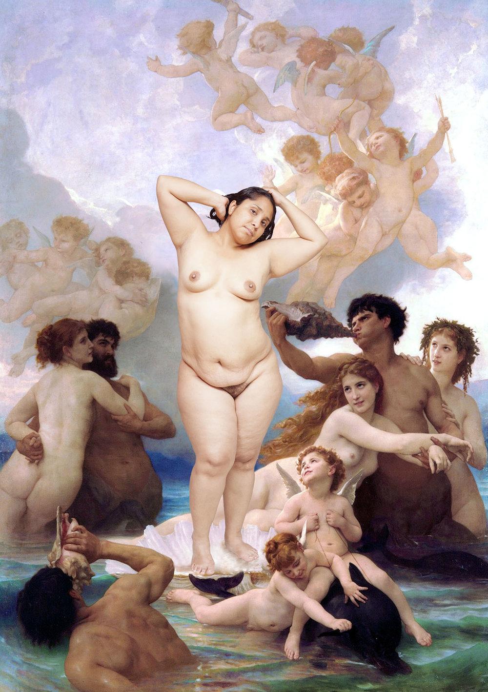 Sobre el nacimiento de Venus II.jpg