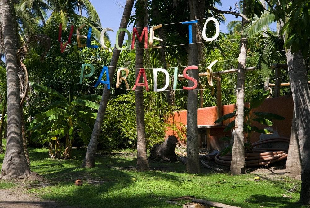 Oswaldo Ruiz, Welcome to paradise, 2016.jpg