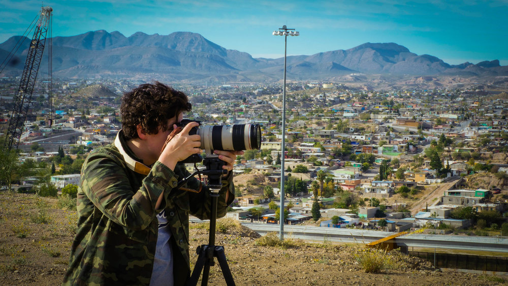 Alexis Carballido, Cinematographer and Color Correction Editor