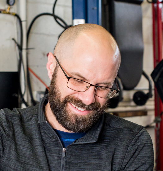 Aaron - Owner/Mechanic
