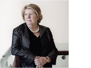 Baroness Mary Goudie; Member of the House of Lords, Chair of the Women Leaders' Council to Fight Human Trafficking