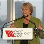 June 11 Michelle Bachelet