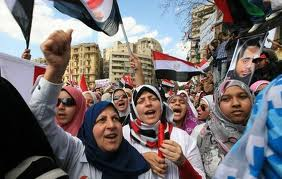 Women of the Arab Spring