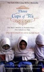 Book - Three Cups of Tea