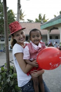 Petra Nemcova, Happy Hearts Fund