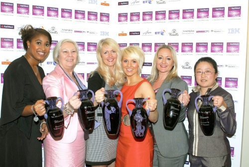 Winners of the NatWest Everywoman Award