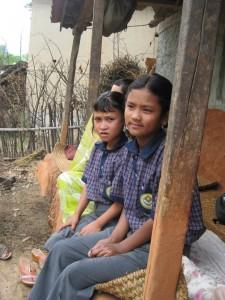 July 2010 Girl Nepal
